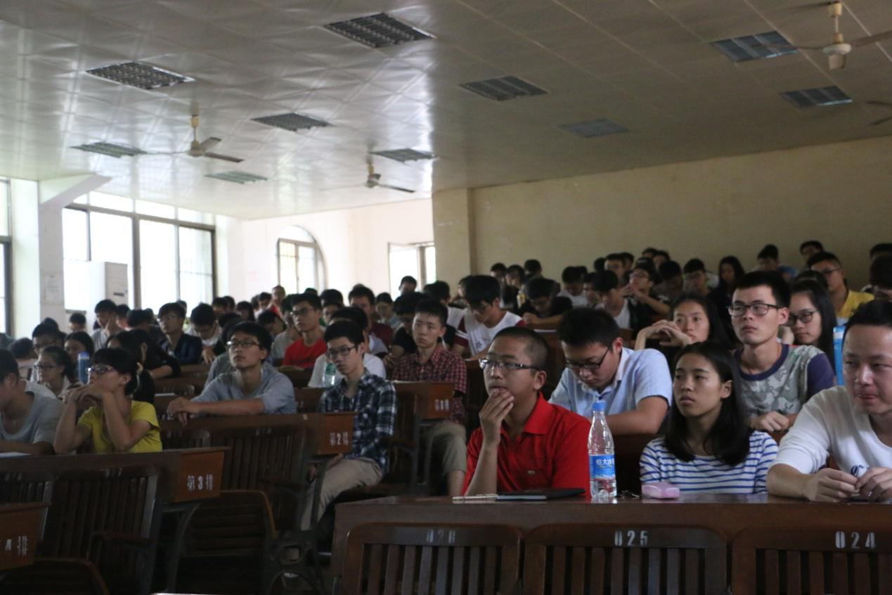 土木建筑工程学院举办学生干部培训班-广西大学土木